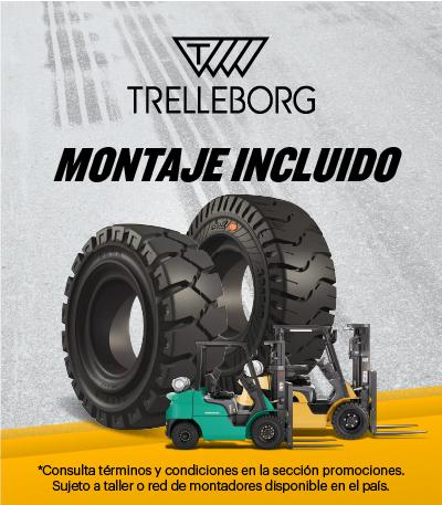 Llantas Trelleborg